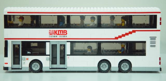 Lego Hong Kong Bus