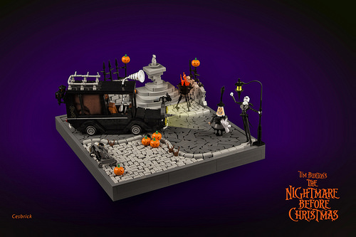 Lego The Nightmare Before Christmas