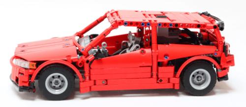 Lego Honda Civic