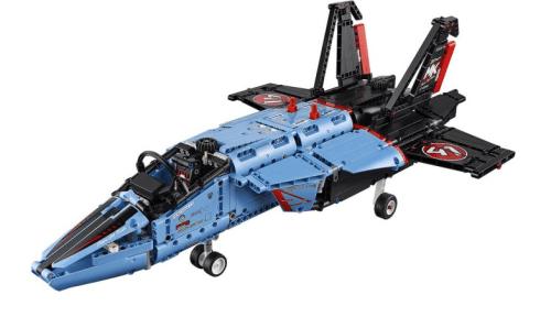 Lego Technic 42066 Jet 2017