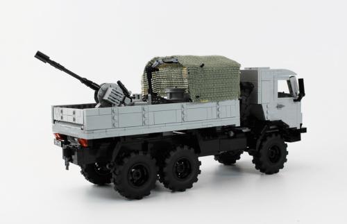 Lego Kamaz Truck