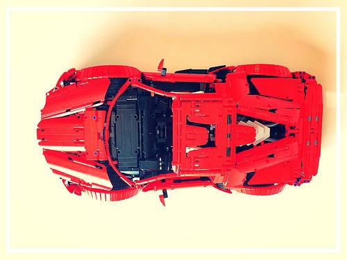 Lego Technic Lykan Hypersport