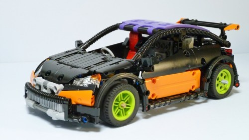 Lego Technic RC Hatchback Type R