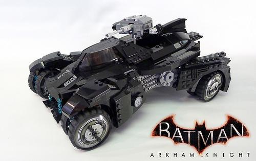 Lego Arkham Knight Batmobile