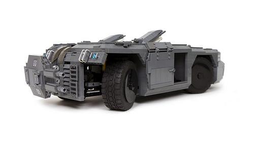 Lego Aliens APC Remote Control Sariel
