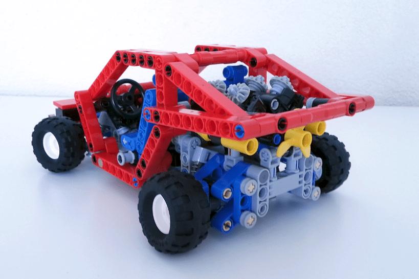Lego Technic 8865 Mini
