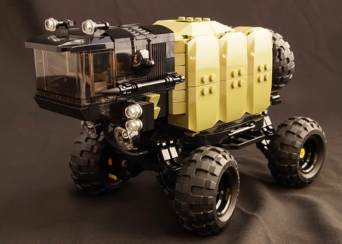 Lego Troop Support Vehicle