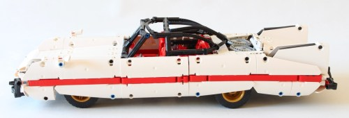Lego Technic Retrofuturistic Nuclear Car