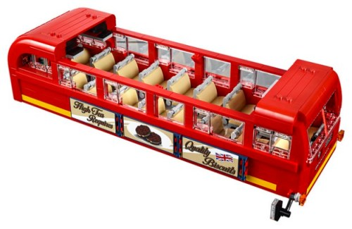 Lego 10258 London Bus Set
