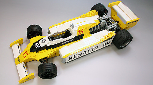 Lego Renault RS10