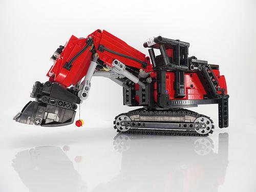 Lego Technic Mining Excavator