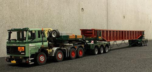 Lego FTF FS-20 Heavy Haulage Truck