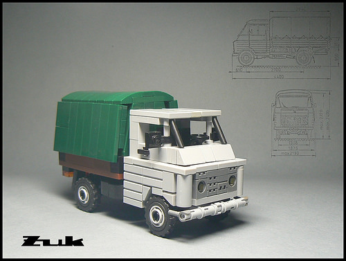 Lego Zuk A11B Truck