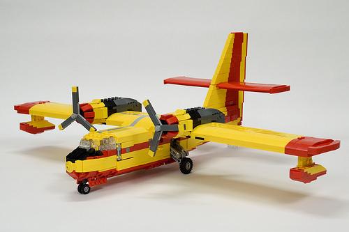Lego Canadair CL-215