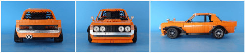 Lego 1970 Toyota Celica TA22