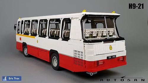Lego Autosan H9-21 Remote Control