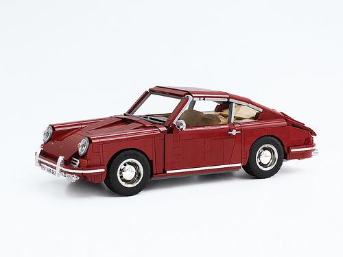 Lego Porsche 911 Classic