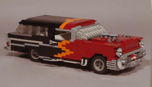 Lego Chevrolet Bell Air