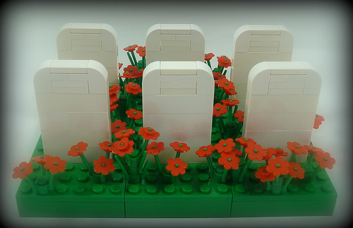 Lego Remembrance Day