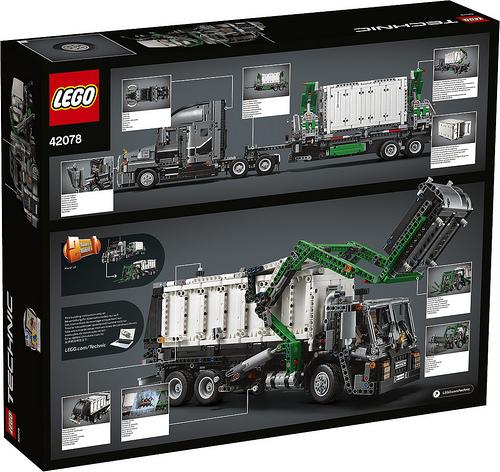 Lego Technic 42078 Mack Anthem Review