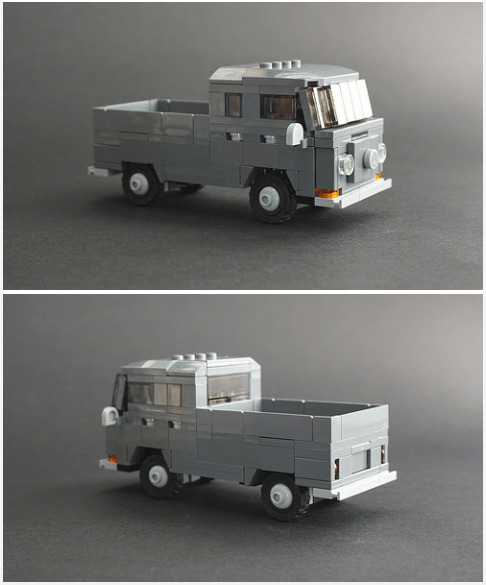 Lego VW T2 Pick-Up