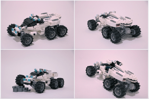 Lego Mass Effect Andromeda Nomad Rover