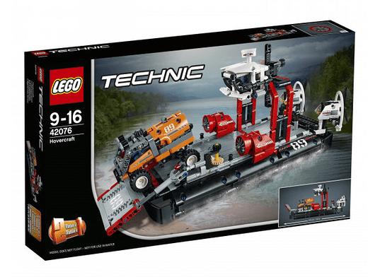 Lego Technic 42076 box
