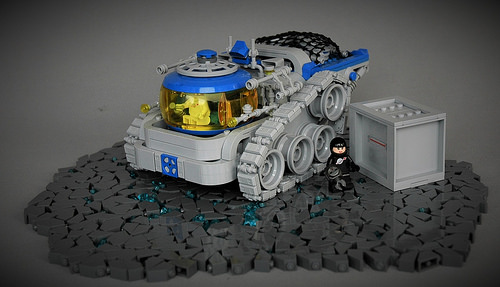 Lego Febrovery Classic Space
