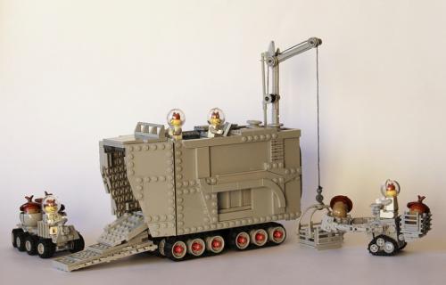 Lego Febrovery Squirrel NUTS