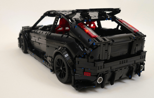 Lego Technic Ford Focus RS