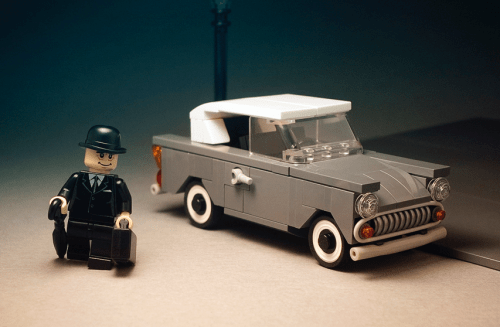 Lego Ford Anglia