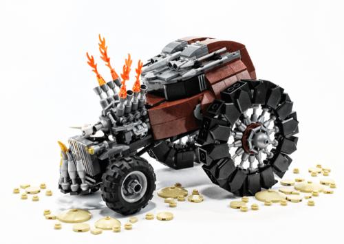 Lego Post-Apoc-Rod