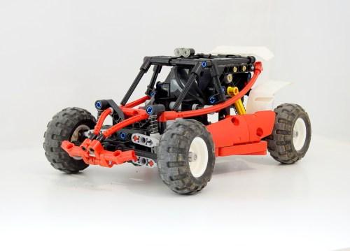 Lego Technic Remote Control Buggy