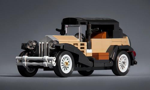 Lego Lancia Lambda 1922