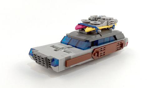 Lego Hover Car Station Wagon