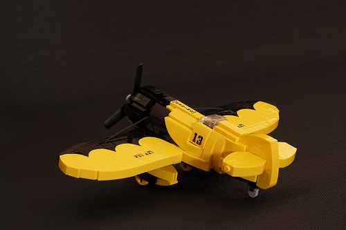 Lego GEE BEE Aircraft