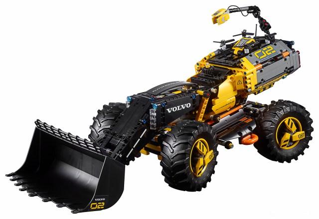 Lego Technic 42081 Volvo Concept