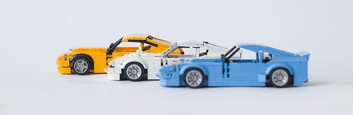 Lego Datsun Fairlady Z