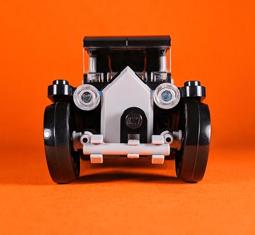 Lego Vintage Car