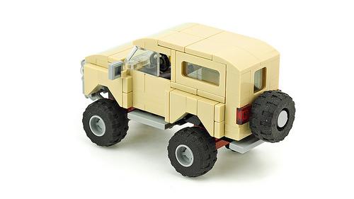 Lego 4x4