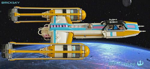 Lego Friends Y-Wing
