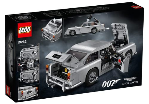 Lego 10262 James Bond Aston Martin DB5