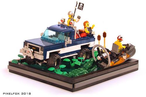 Lego Chevrolet C/K Pick-Up