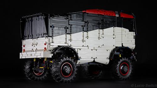 Lego Technic RC Dakar Truck