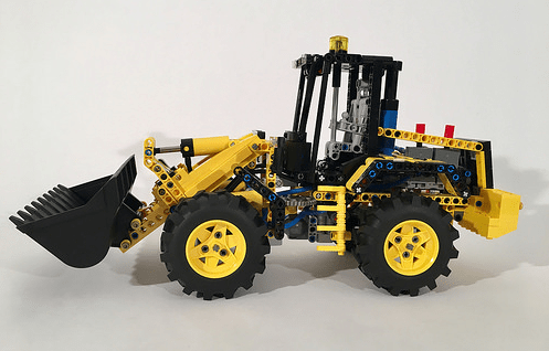 Lego Technic Caterpillar 914K