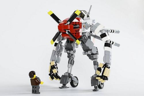 Lego Mustang Mech