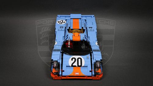 Lego Porsche 917 Sariel