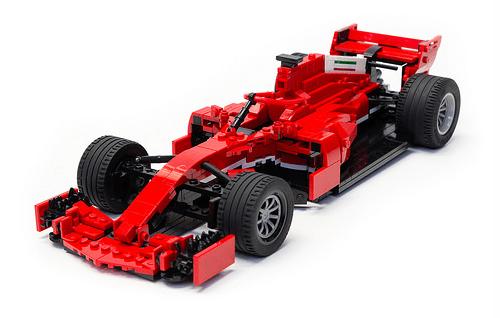 Lego 2018 Ferrari F1