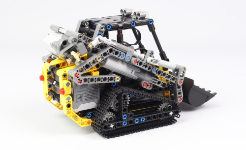 Lego Technic RC Skid Steer Loader BuWizz