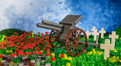 Lego Remembrance Sunday